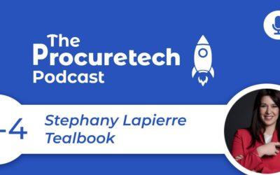 Smart Vendor Data – Stephany Lapierre from Tealbook