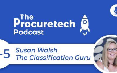 Fixing Dirty Data – Susan Walsh is The Classification Guru