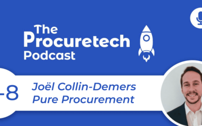 Source-to-Contract Tech 101 – Joël Collin-Demers from Pure Procurement