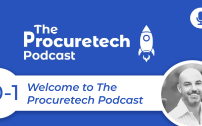 Welcome To The Procuretech Podcast
