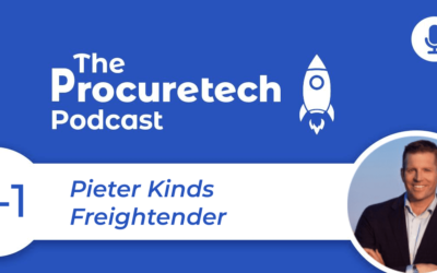 Freight Sourcing – Pieter Kinds from Freightender