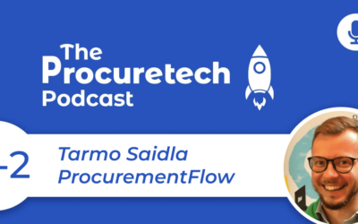 Managing Project Spend – Tarmo Saidla from Procurement Flow