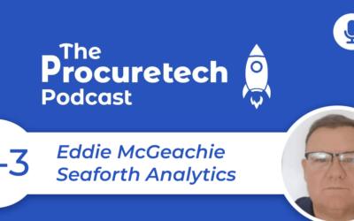 Deep Diving into Analytics – Eddie McGeachie from Seaforth Analytics
