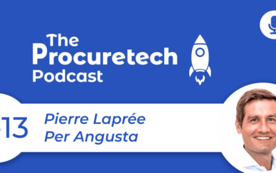 Tracking Procurement Contribution – Pierre Laprée from Per Angusta