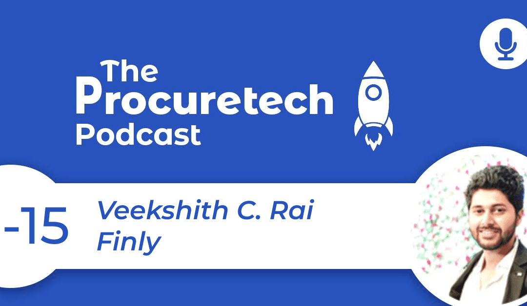 Automating Accounts Payable – Veekshith C. Rai from Finly