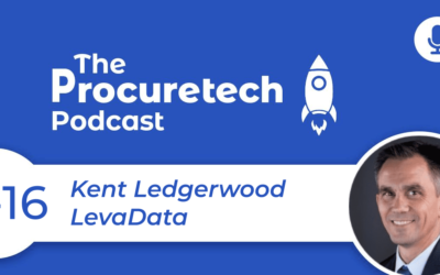 Cognitive Market Data and Supplier Intel – Kent Ledgerwood from LevaData