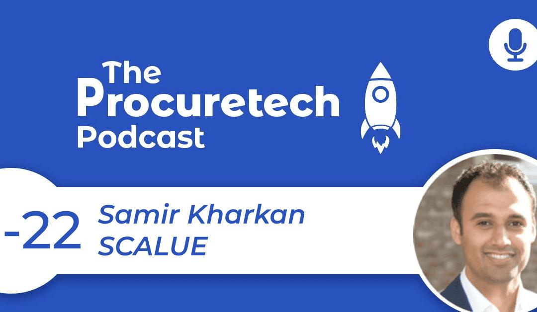 Process Mining meets Spend Analytics – Samir Kharkan from SCALUE